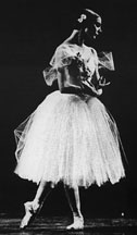 Antoinette Sibley as Giselle thumbnail
